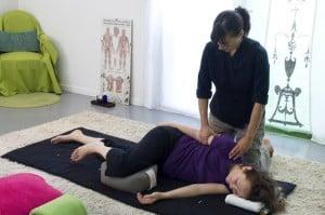 Le massage shiatsu prénatal
