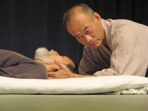 Le massage shiatsu, c'est quoi ?